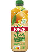 JOKER NECTAR ORANGE AVEC PULPE BIO PET 1L