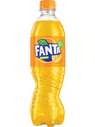 FANTA ORANGE PET 50CL