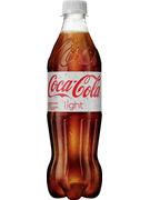 COCA COLA LIGHT PET 50CL