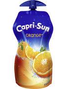 CAPRI-SUN ORANGE STEVIA POUCH 33CL