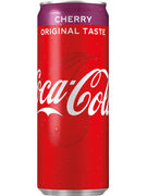 COCA COLA CHERRY COKE CANS 25CL 6-PACK