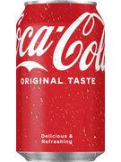 COCA COLA FAT CANS 33CL