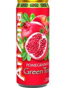ARIZONA POMEGRANATE GREEN TEA CANS 33CL
