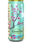 ARIZONA GREEN TEA CANS 33CL