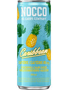 NOCCO CARIBBEAN CANS 25CL