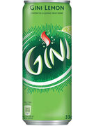 GINI SLEEK CANS 33CL