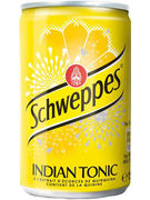 SCHWEPPES INDIAN TONIC CANS 15CL