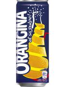 ORANGINA JAUNE SLEEK CANS 33CL