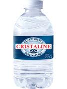 CRISTALINE EAU DE SOURCE 33CL