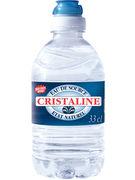 CRISTALINE EAU DE SOURCE SPORT 33CL