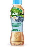 FUZE TEA BLUEBERRY JASMINE PET 400ML