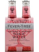 FEVER TREE TONIC WATER RASPBERRY & RHUBARB 200ML