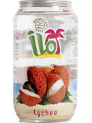 ILO DRINK LITCHI CANS 355ML