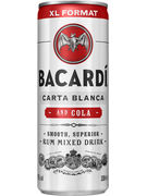 BACARDI-COLA 5° CANS 33CL