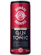 BOMBAY BRAMBLE GIN & TONIC 6,5° CANS 25CL