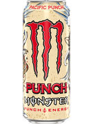 MONSTER ENERGY PACIFIC PUNCH CANS 50CL
