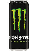 MONSTER ENERGY CANS 50CL