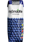 MYSMOOTHIES BLUEBERRY 250ML