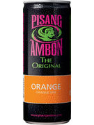 PISANG ORANGE PREMIX CANS 25CL 5°