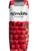 MYSMOOTHIES RASPBERRY 250ML