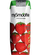 MYSMOOTHIES STRAWBERRY 250ML