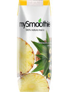 MYSMOOTHIES PINEAPPLE (ancien FIBRES) 250ML