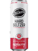 MIKES HARD SELTZER RASPBEERY 5° CANS 33CL