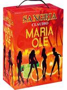 SANGRIA OLE MARIA ROUGE 3L 7°