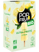 MDLG STICK POP FRUIT BIO CITRON 4X70GR