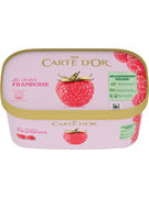 CARTE D OR SORBET FRAMBOISE 900ML