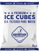 ICE CUBES 2KG