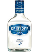 ERISTOFF VODKA BRUT FLASK 37,5° 20CL