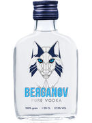 VODKA BERGANOV 37,5°  20CL