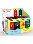 MIXED CASE POCKET SCOTCH  4 SORTES 20CL