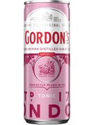 GORDON S PINK GIN 6,4° CANS 25CL