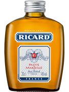 RICARD PASTIS 45° 20CL