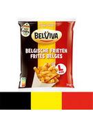 LUTOSA FRITES BELGES 1KG