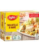 IGLO TAGLIATELLE DI MARE 450GR