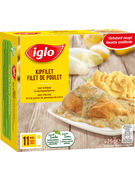 IGLO FILETS POULETS CHICONS 450GR
