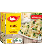 IGLO PENNES 4 FROMAGES BROCOLI 450GR