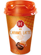 DOUWE ICE COFFEE CARAMEL CUP 230ML