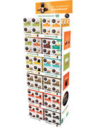F03/21 DISPLAY NESCAFE DOLCE GUSTO 12VAR 144P