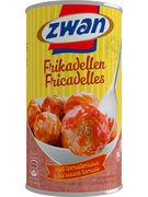 ZWAN FRICADELLES SC TOMATES 537GR (OV 12)