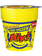 AIKI NOODLES THAI CHICKEN