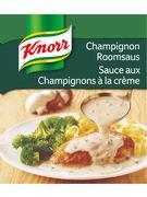 KNORR SAUCE CHAMPIGNONS CREME BRICK 300ML (OV 12)