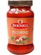 BERTOLLI SAUCE TOMATE PECORINO 400GR (OV 6)