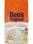 UNCLE BEN S LONG GRAIN 20MIN 5KG