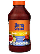 UNCLE BEN S SWEET & SOUR VEG SAUCE 2,30KG