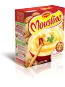 MOUSLINE NATURE 520G  (4X130GR) (OV 10)