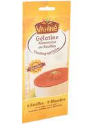 VAHINE GELATINE 9 FEUILLES 17GR (OV 10)